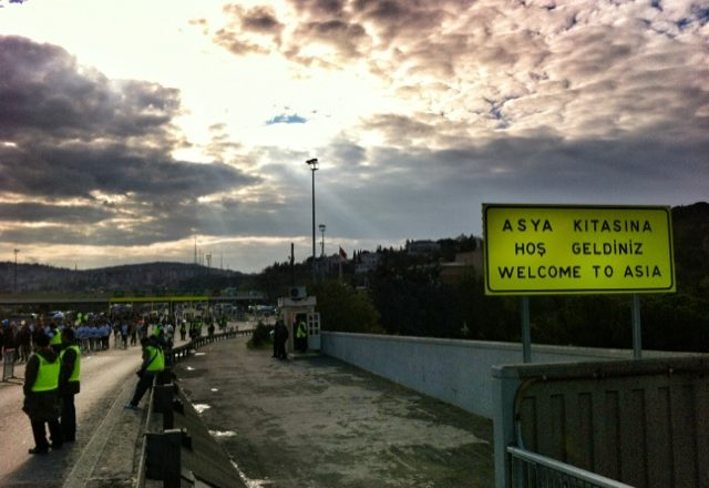 Tag 241 – 262: Istanbul (2708Km)